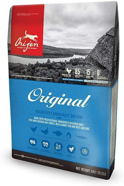 Oferta amazon: Orijen Original Comida para Perros - 6000 gr