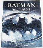 Batman Returns, John Marriott and Michael Singer, 0553370308
