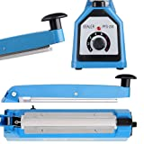 "Yescom 8"" 200mm Impulse Manual Hand Sealer Heat"