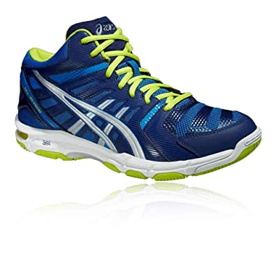Scarpe GEL-BEYOND 4 MT Blu Lime 15 16 Asics 6 (US) 3736fe2d427