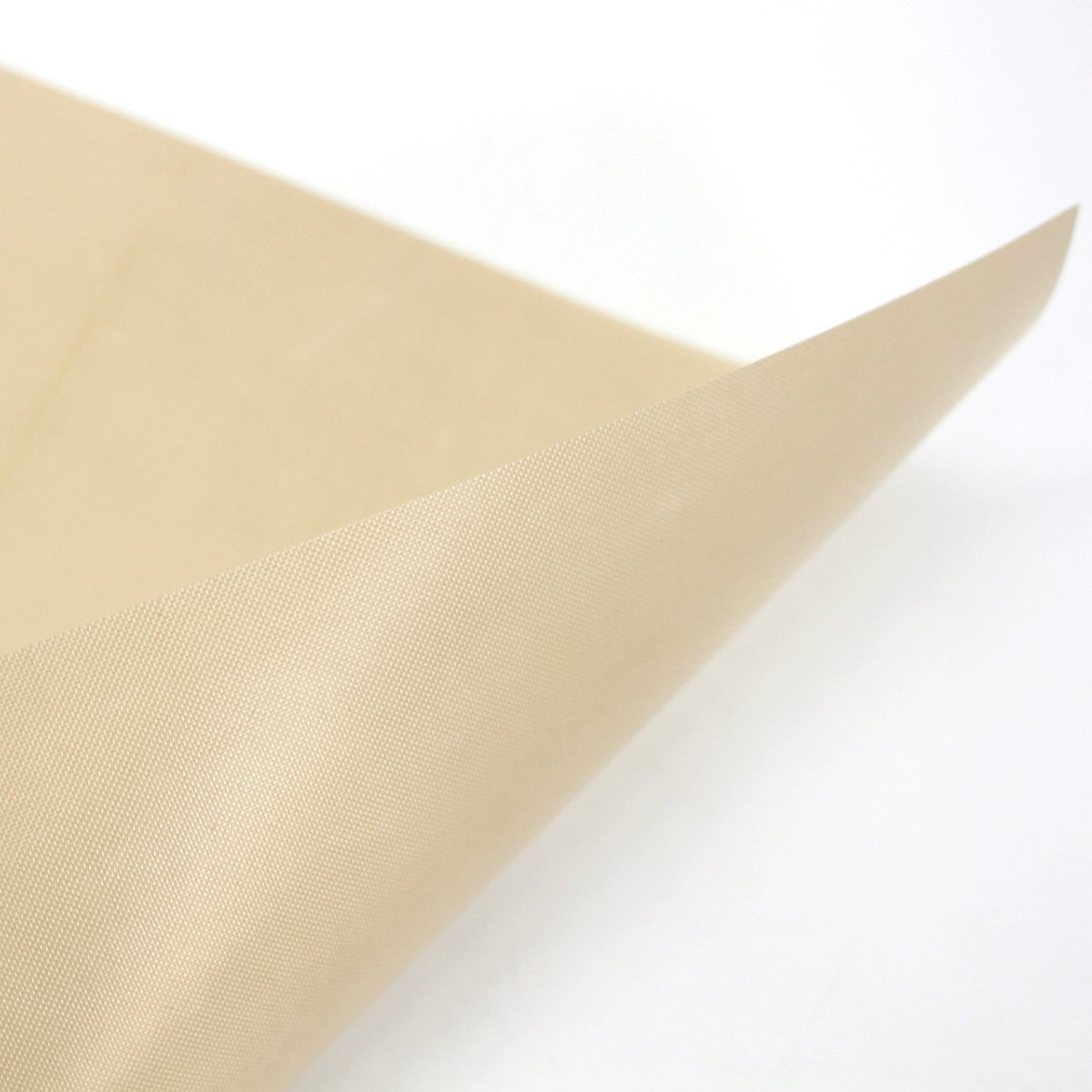 1pcs Universal Heavy Duty Oven Liner Gas Hob Protector Sheets (Beige) by BESTONZON (Image #3)