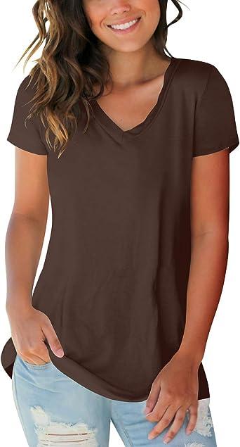Just My Size Cool DRI Short-Sleeve Women/'s V-Neck T-Shirt 6 COLORS 1XL-5XL