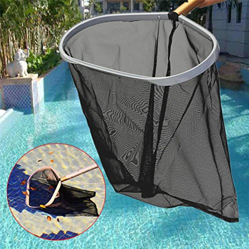 Mesh Fine Legend - SUJING Professional Heavy Duty Pool Leaf Rake Fine Mesh Frame Net Pool Skimmer Cleaner Swimming Pool Spa Tool