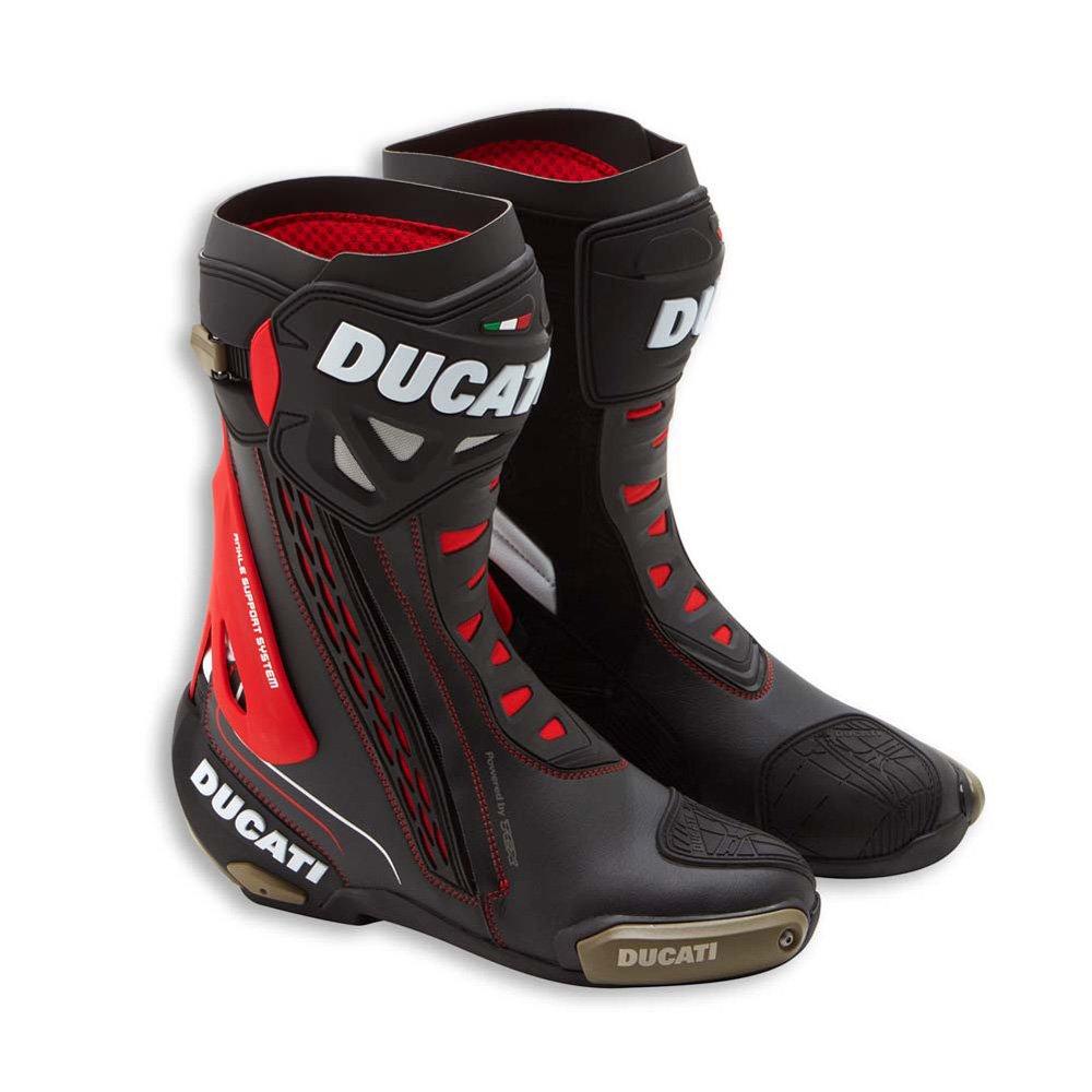 Ducati Corse V3 Motorcyle Boot