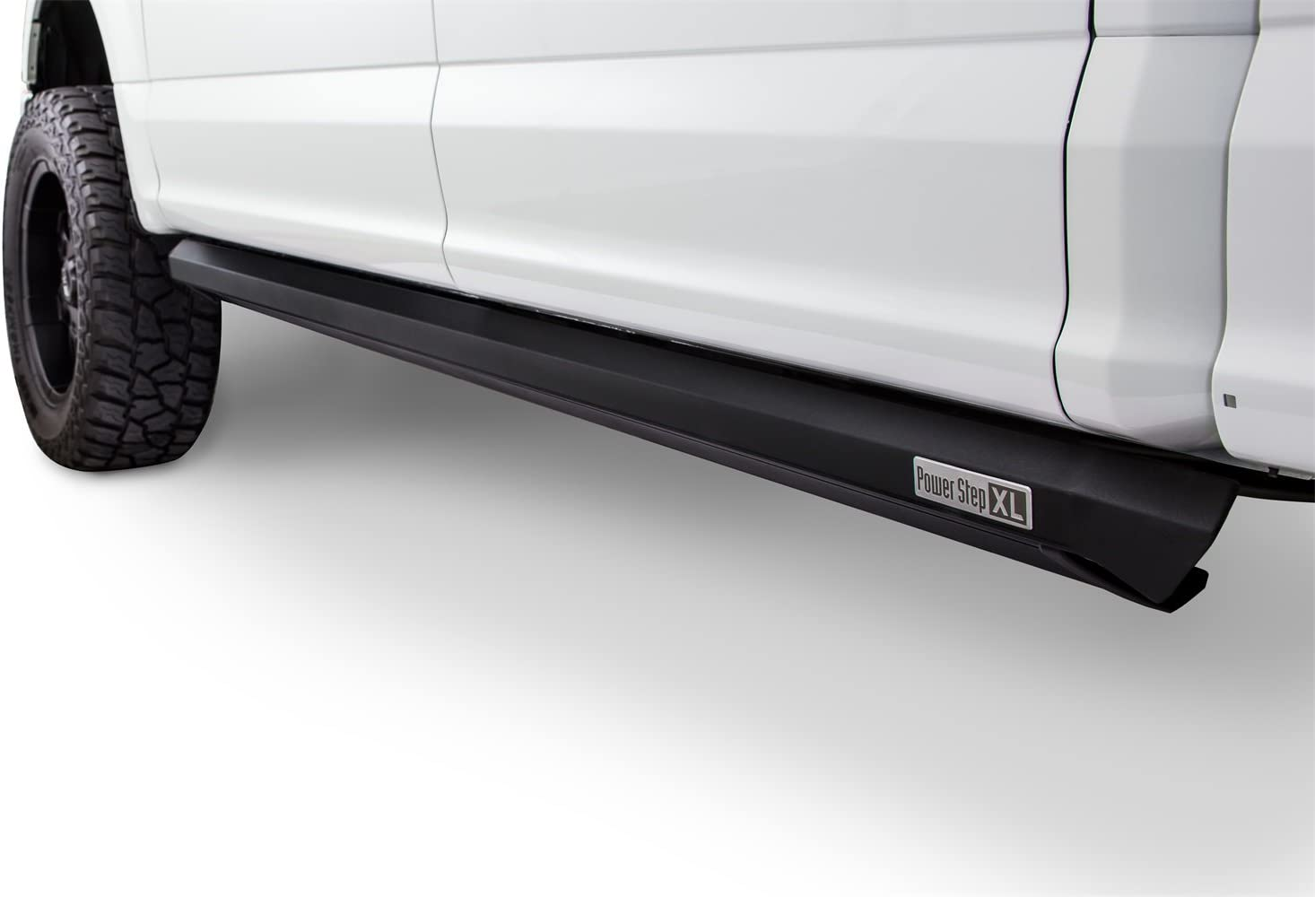 AMP Research 77151-01A Power Step XL Electric Running Boards Plug N Play System for 2015-2018 Ford F-150 Super Crew