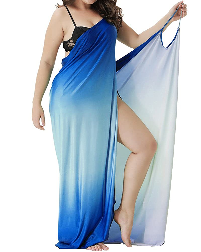 46e26eb4fd Chinabrands.com: Dropshipping & Wholesale cheap Rotita Womens Plus Size Bathing  Suits Wrap Cover Up Print Wr online.