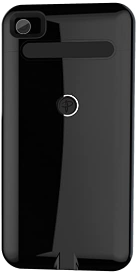 best authentic e3ff7 6636f Duracell Powermat Wireless Battery Case for iPhone 4/4S - - Black