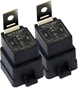 Power Trim Tilt Relay for Outboard Motor American Zettler (2-Pack)