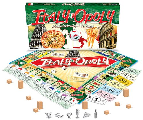 Late for the Sky Italy-Opoly
