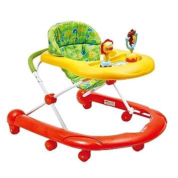 Baby Walkers Baby U-type Coche Multifunción Antideslizante Andador ...