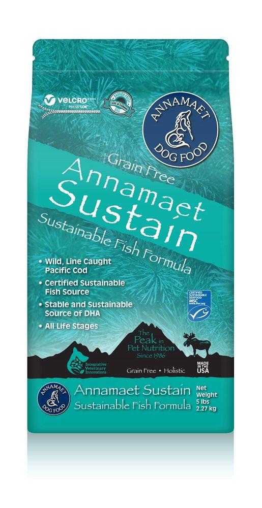 Annamaet Grain-Free Sustain Formula Dry Dog Food – 30 LB BAG
