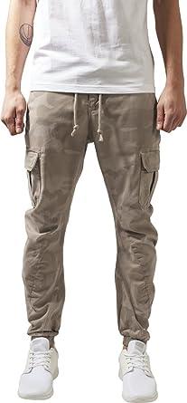 Urban Classics Camo Cargo Jogging Pants Pantalón para Hombre ...