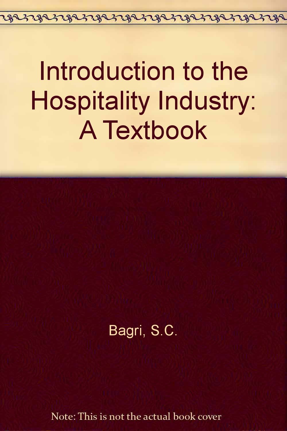 Introduction to the Hospitality Industry: A Textbook PDF