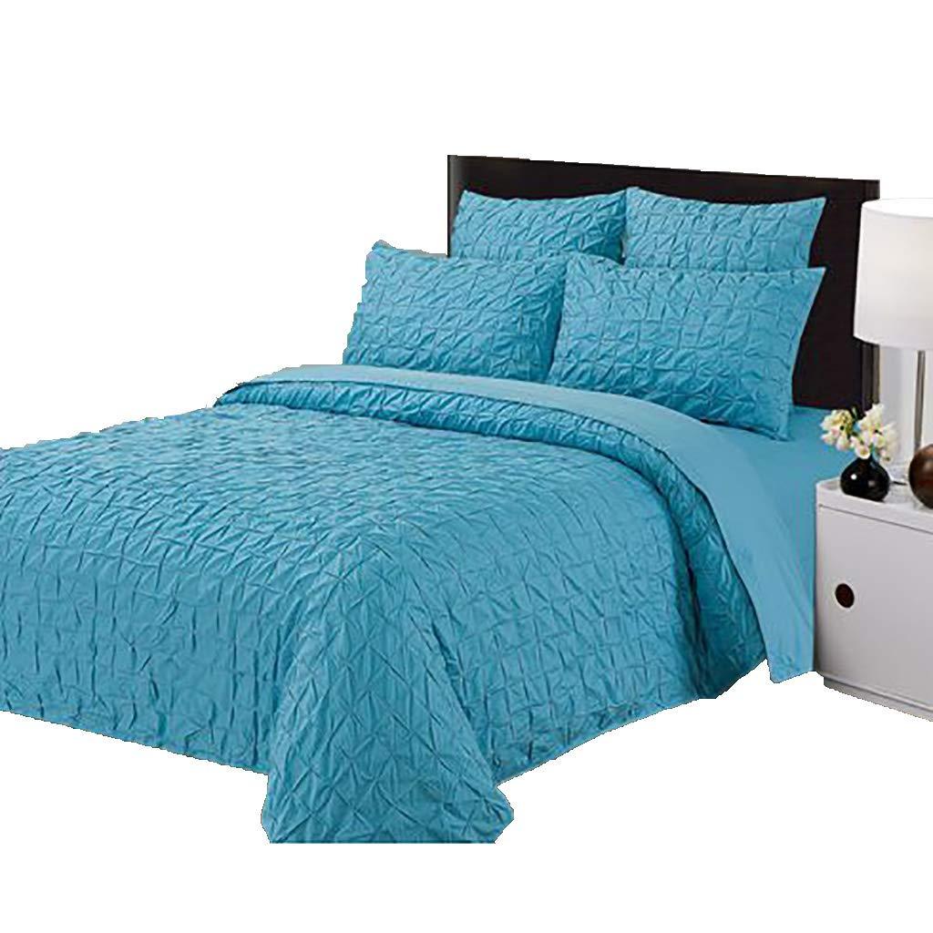 寝具カバーセット B07P78BXCY 2M 4枚セットベッドシーツベッドカバーピローケースクッションカバー布団カバーギフトベッドセット寝室ベッドルームホテルファミリー 1.5M (サイズ さいず : 1.5M bed) B07P78BXCY 2M bed 2M bed, 【予約受付中】:f2b2f68a --- ijpba.info