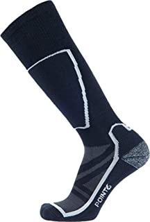 product image for point6 37.5 Ski Light OTC Ski Socks