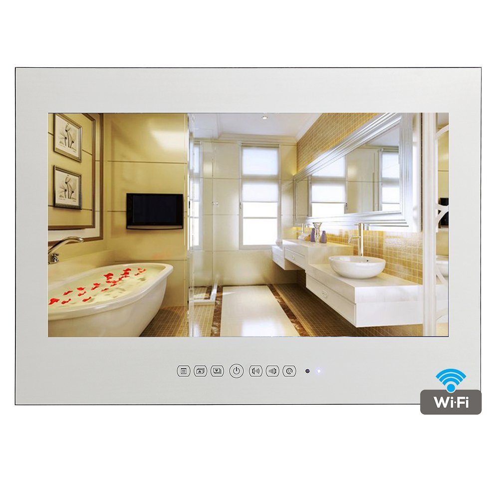 Soulaca 19'' Android Smart Mirror IP66 Waterproof TV with LAN WiFi