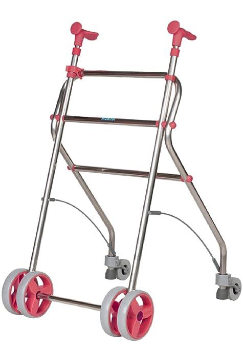 Forta fabricaciones - Andador de aluminio para ancianos ...