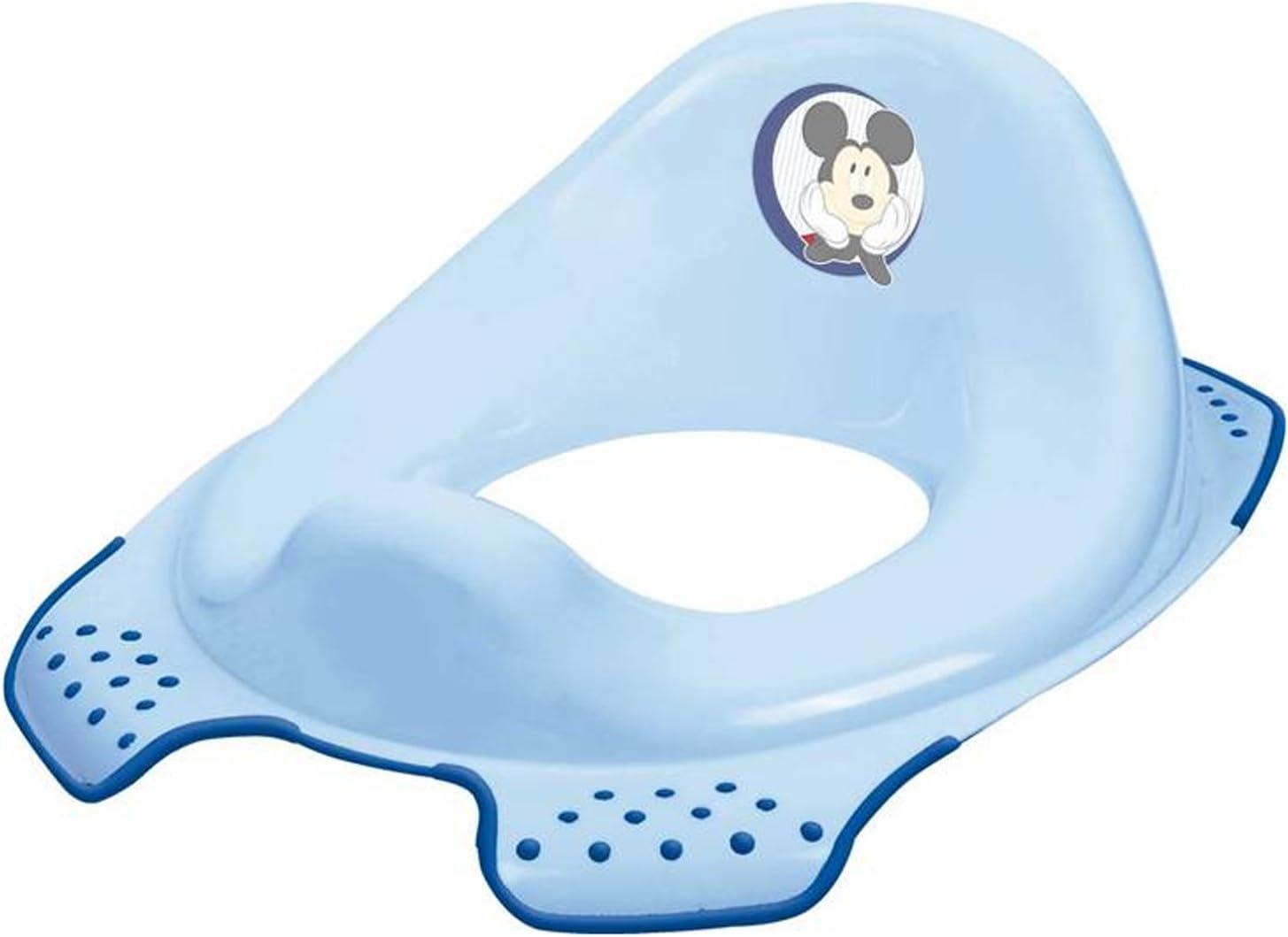 Plastimyr Reductor WC Niños MICKEY Azul
