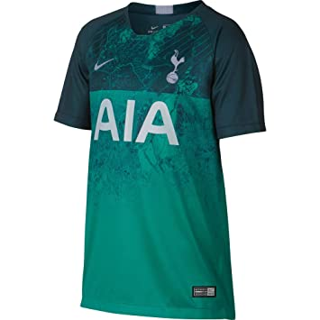 4acfeeea841 Nike 2018-2019 Tottenham Third Football Soccer T-Shirt (Kids ...