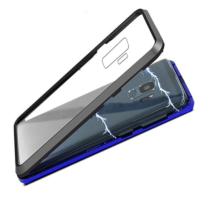 wholesale dealer 6b74c 281b3 Amazon.com: Galaxy S9 Plus Case, HONTECH Full Body Ultra Thin ...
