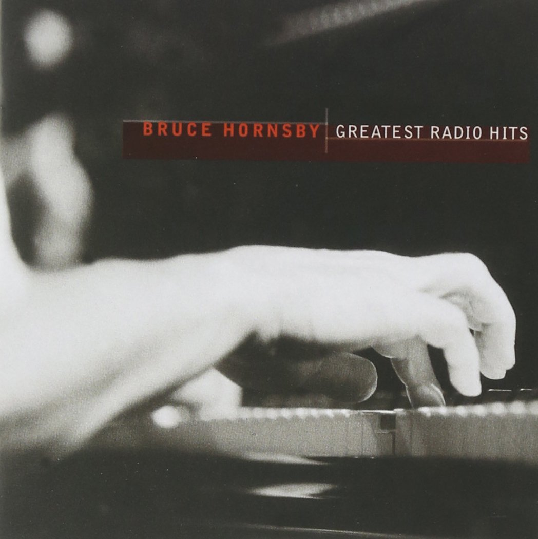CD : Bruce Hornsby - Greatest Radio Hits (CD)
