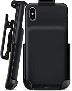 Encased Belt Clip for Apple Smart Battery Case - iPhone Xs Max (Holster Only, Case is not Included)