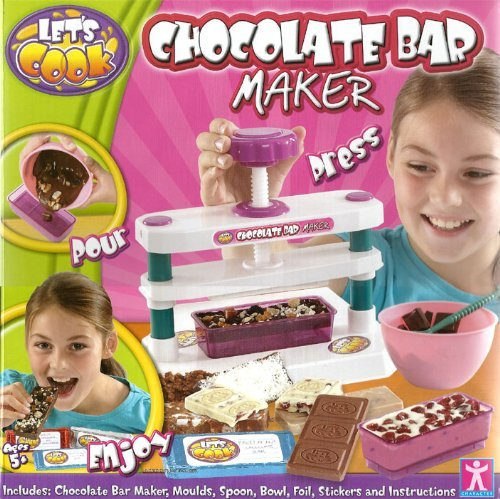 Let's Cook: Chocolate Bar Maker