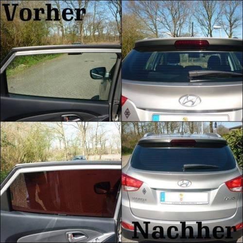 Set Art.75312-5 Autosonnenschutz Scheibent/önung Bus T6 Caravelle//Mutivan lang kompl