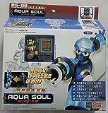 Rockman EXE Aqua Soul Action Figure & Battle Chip Takara Sonokong