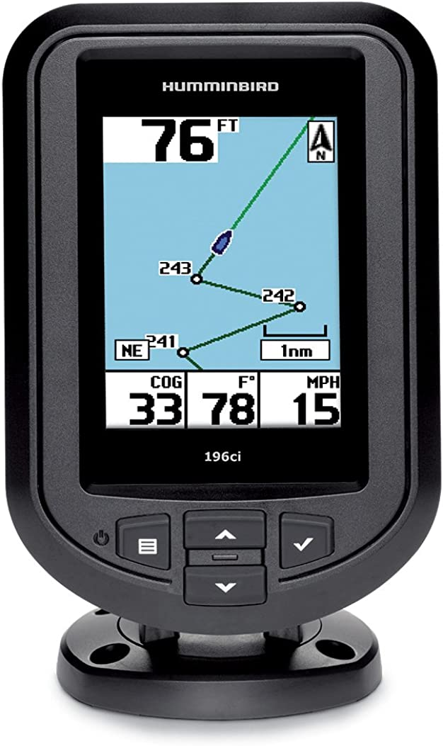 Echo Radar pesca Sondador PiranhaMax 196ci sonda temperatura & pasante plástico: Amazon.es: Zapatos y complementos