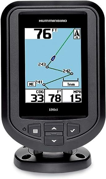 Echo Radar pesca Sondador PiranhaMax 196ci sonda temperatura ...