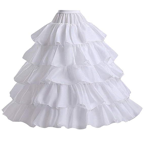 Faldas para vestidos de novia