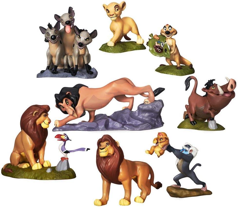 Disney The Lion King Deluxe Figure Set