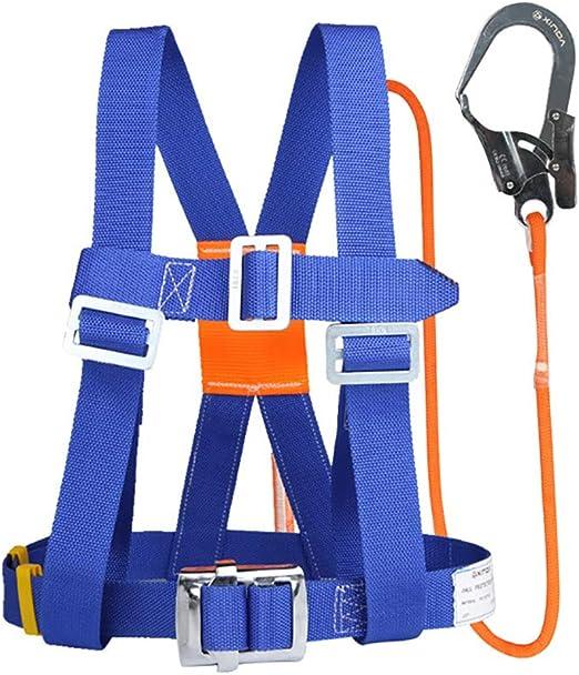 YFASD Arnes De Seguridad Trabajo Cuerda Seguridad Kits Anticaídas ...