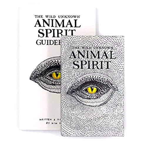 The Wild Unknown Animal Spirit Deck Tarot Deck and Guidebook Set - Guidebook Set