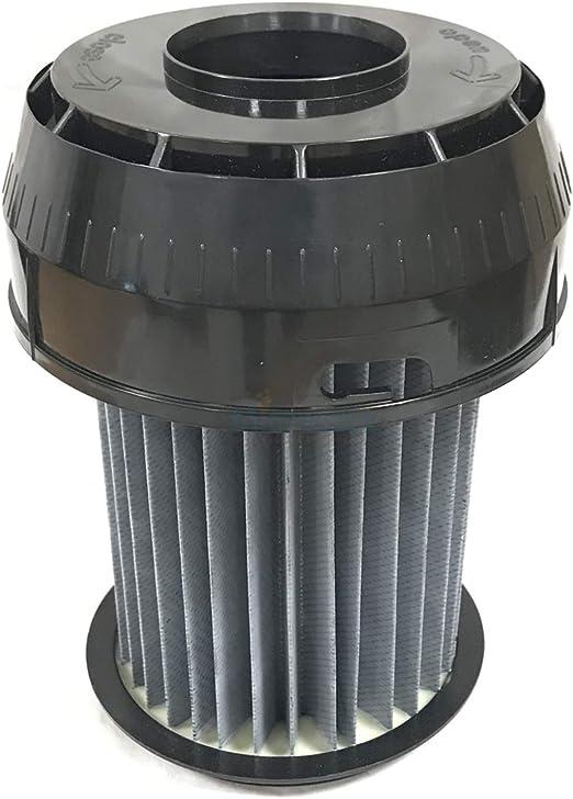 Filtro, filtro HEPA para aspiradoras Siemens Bosch Serie Roxx x – BGS6 vsx6 – alternativamente 00649841, 649841 de MicroSafe®: Amazon.es: Hogar