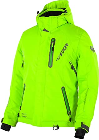 Amazon.com: NEW FXR-SNOW PULSE WOMENS WATERPROOF/POLYESTER JACKET ...