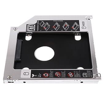 Homyl Disco Duro 7mm 9.5mm SATA SSD Herramientas de Reemplazo ...