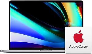 New Apple MacBook Pro (16-Inch, 16GB RAM, 1TB Storage, 2.3GHz Intel Core i9) - Space Gray with AppleCare+ Bundle