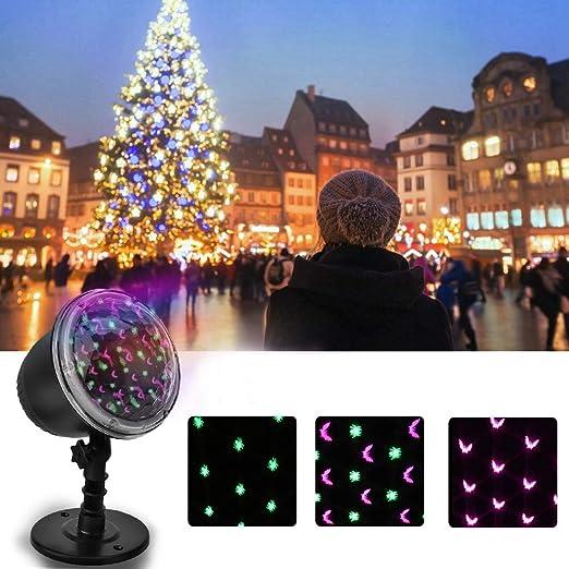 Luces de proyector LED, enchufe de la UE AC100-240V Lámpara ...