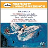Stravinsky: The Firebird etc
