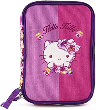 Target Hello Kitty Pencil Case Estuches, 23 cm, Rosa (Pink): Amazon.es: Equipaje