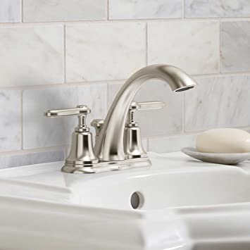 Kohler Bellwood Centerset Bathroom Faucet Amazon Com