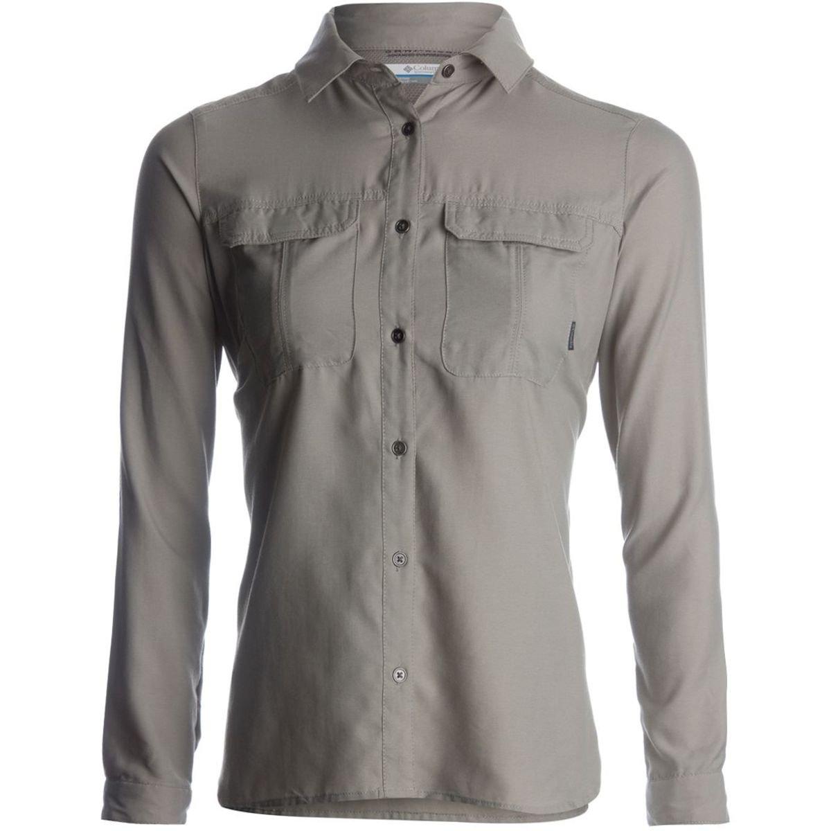 (コロンビア) Columbia Pilsner Peak II Shirt - Long-Sleeve - Women'sメンズ バックパック リュック Flint Grey Heather [並行輸入品]   B077NB5QYH
