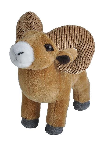 1204d7a76351 Amazon.com  Wild Republic Bighorn Sheep Plush