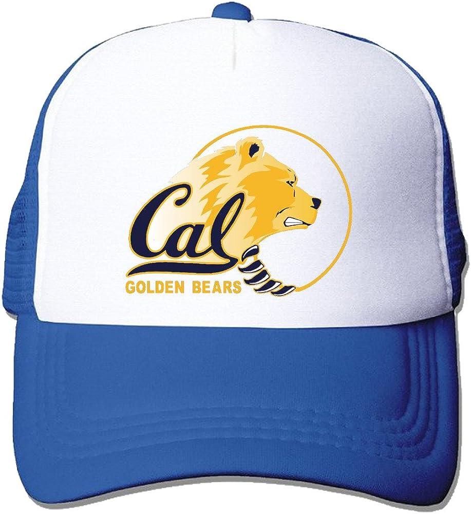 MOMO Athletic los Equipos Cal Golden Bears Costom Ajustable Gorras ...