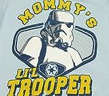 Star Wars Mommy's Li'l Trooper Newborn Baby Gown