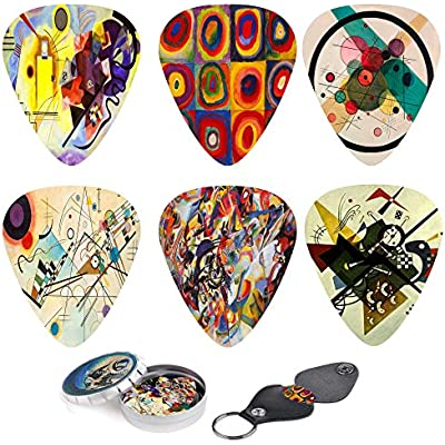 abstract-art-cool-guitar-picks-wassily