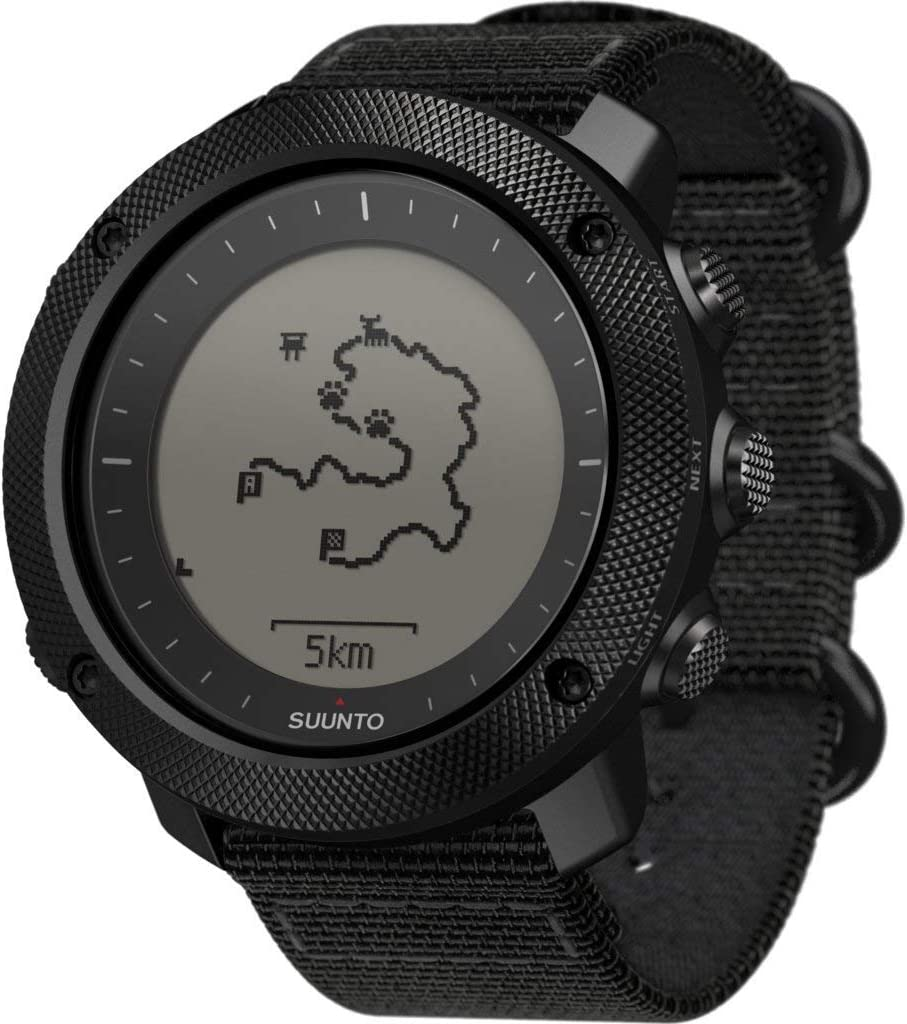 SUUNTO『Stealth(TRAVERSE ALPHA)』