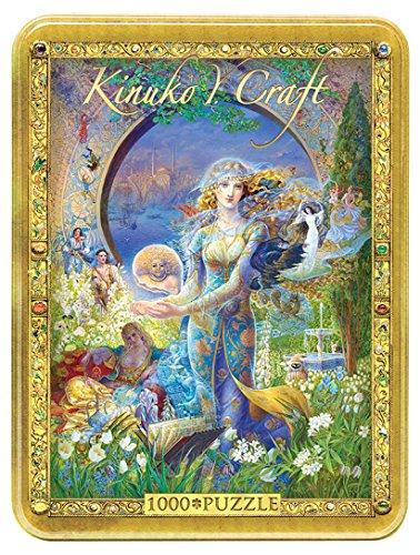 Masterpieces Cybele's Secret Kinuko Craft Tins Jigsaw Puzzle (1000-Piece)